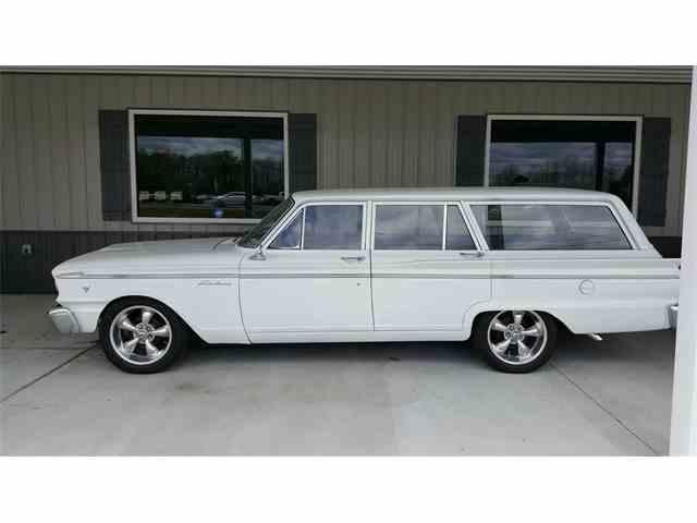 1963 Ford Fairlane 5000 | 973699