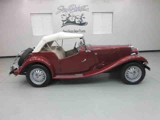 1952 MG TD | 970370