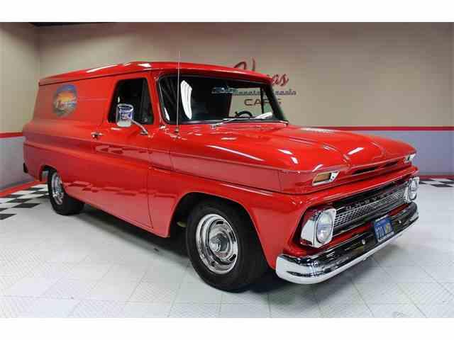 1965 Chevrolet Panel Truck | 973710