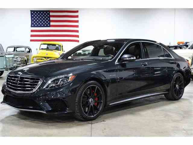 2015 Mercedes-benz S63 AMG 4MATIC | 970372