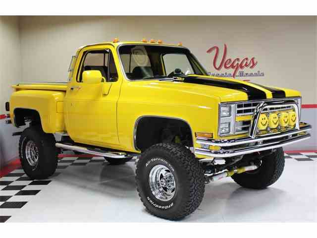 1981 Chevrolet K10 4WD Pickup | 973731