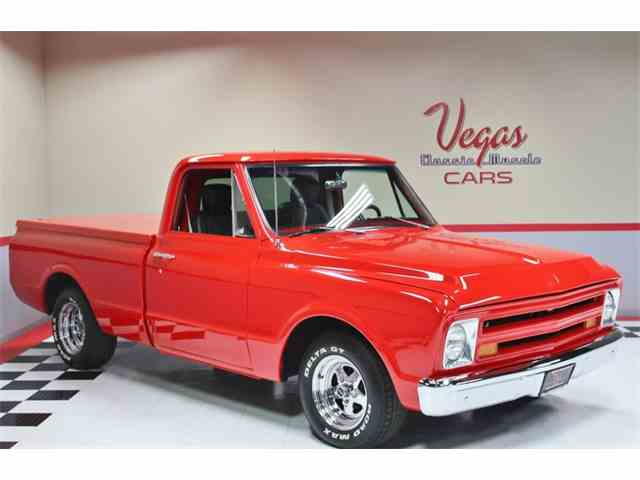 Picture of '67 Pickup - KVC4
