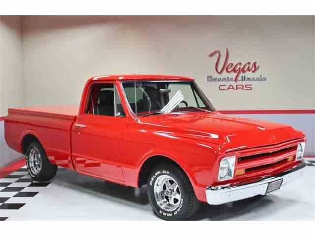 1967 Chevrolet Pickup | 973732