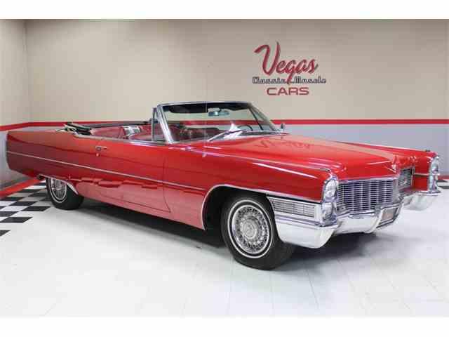 1965 Cadillac DeVille | 973740