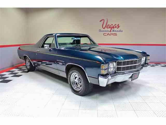1971 Chevrolet El Camino | 973744