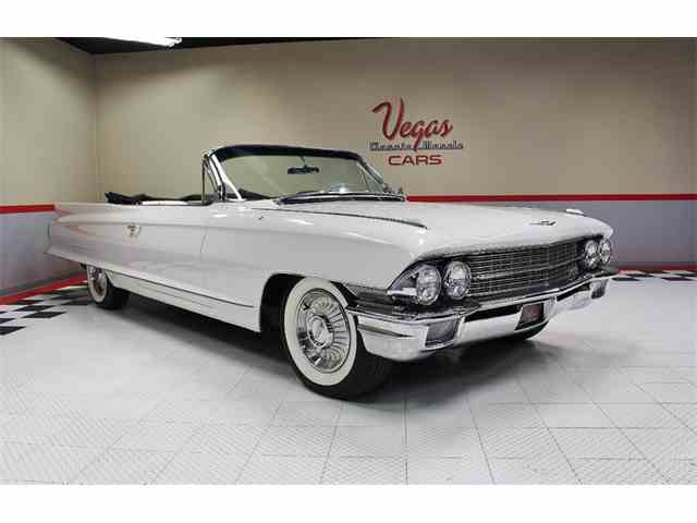 1962 Cadillac DeVille Series 62 Convertible | 973745