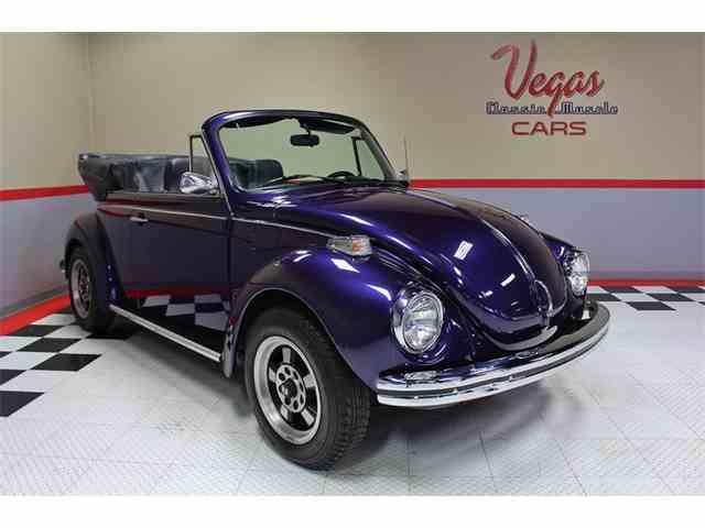 1973 Volkswagen Super Beetle Convertible   973746