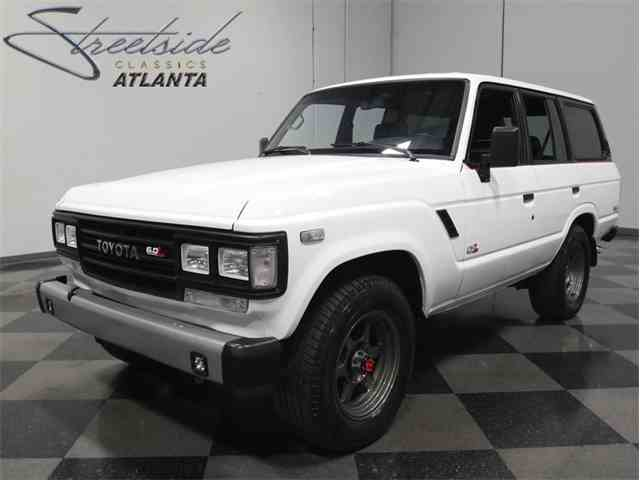 1989 Toyota FJ62 Land Cruiser Restomod | 970375