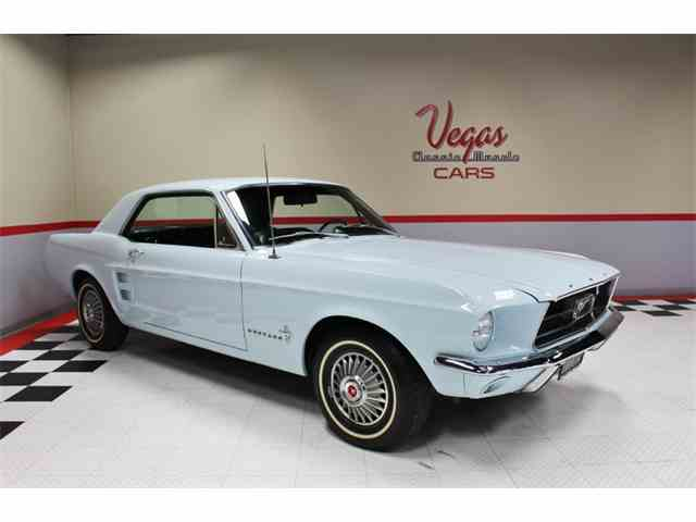 1967 Ford Mustang | 973766