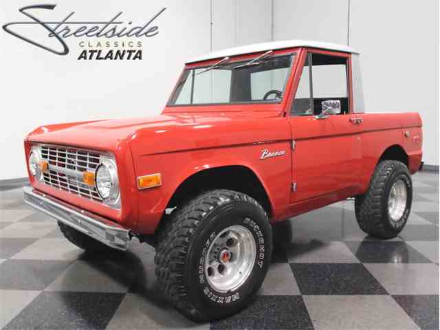 1971 Ford Bronco | 970377
