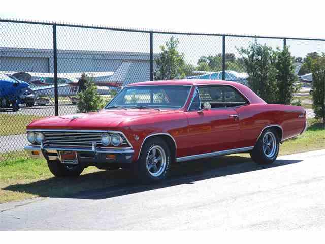 1966 Chevrolet Malibu | 973775
