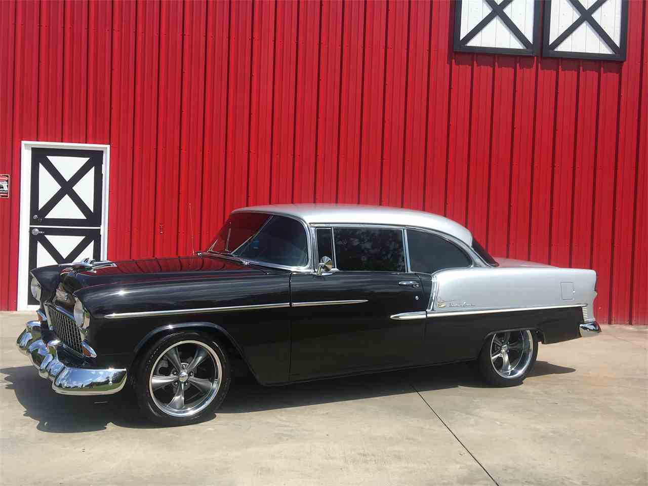 1955 chevrolet pro street truck youtube - 1955 Chevrolet Bel Air 973777