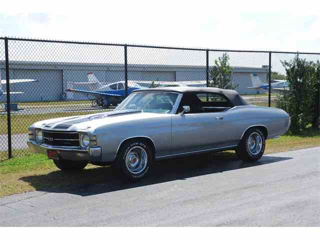 1971 Chevrolet Chevelle | 973778