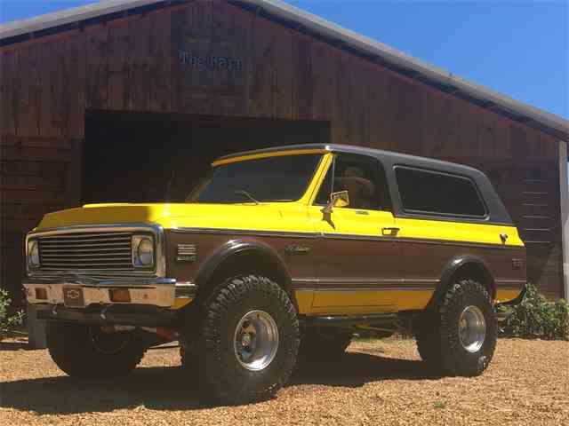 1972 Chevrolet Blazer | 973780