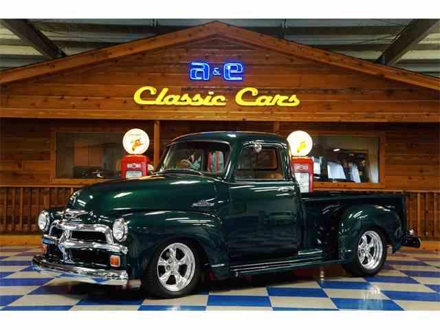 1955 Chevrolet  3100 1st Series 5 Window  | 973785