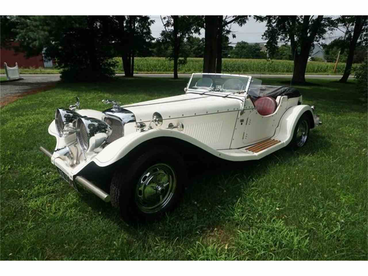 1936 jaguar ss 100 convertible replica for sale cc 973786. Black Bedroom Furniture Sets. Home Design Ideas