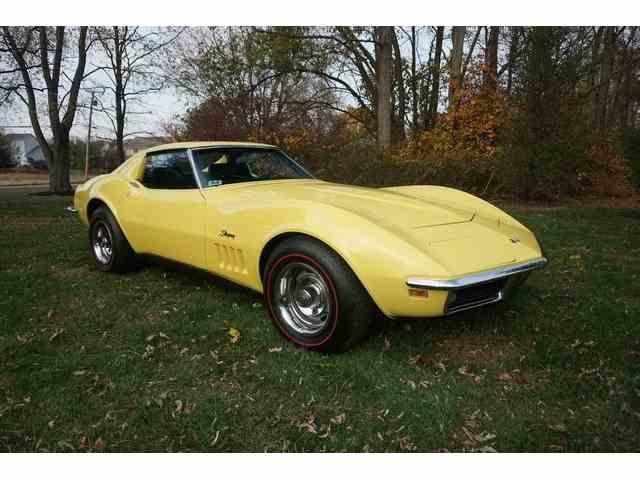 1969 Chevrolet CORVETTE CORRECTLY RESTORED | 973787
