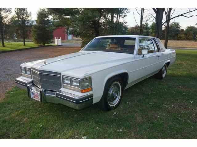 1984 Cadillac Coupe DeVille | 973789