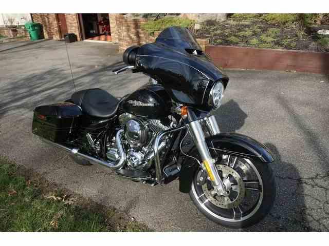 2016 Harley-Davidson STREET GLIDE SPECIAL 758MILES | 973790