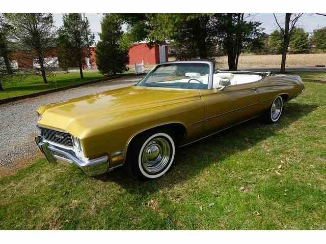 1971 Buick CENTURION CONVERTIBLE 455V8-AC | 973794