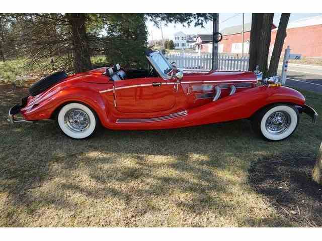 1934 Mercedes-Benz 500K REPLICA 1700 FEET&3600LBS | 973795