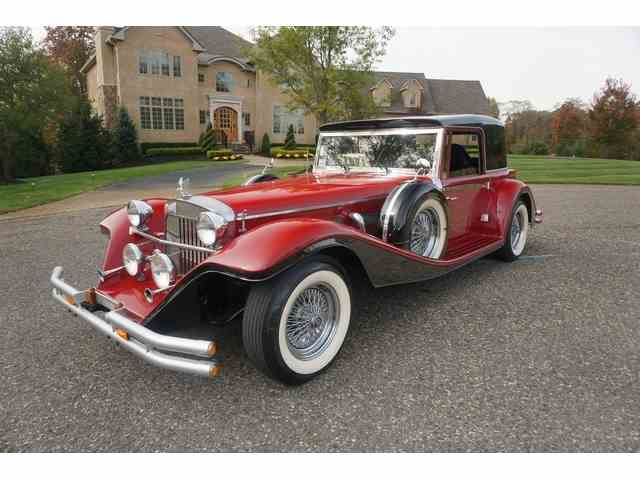1929 Duesenberg replica hand built all steel | 973796