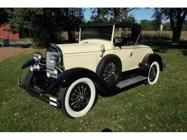 1929 Ford MODEL A REPLICA FACTORY BUILT | 973799
