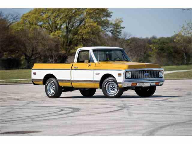 1972 Chevrolet C/K 10 | 970038