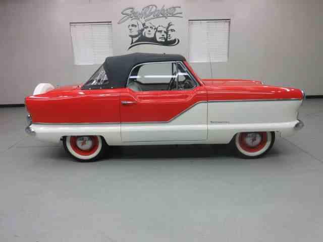 1961 Nash Metropolitan | 970380
