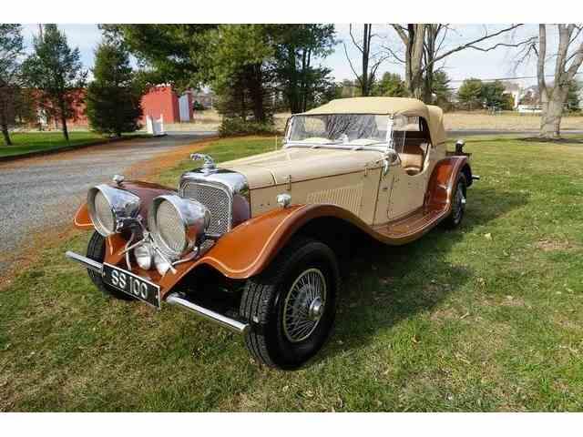 1936 Jaguar SS 100 ROADSTRER REPLICA | 973802