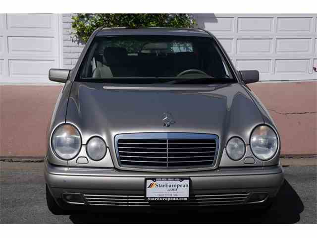 1998 Mercedes-Benz E300 Turbo Diesel | 973809