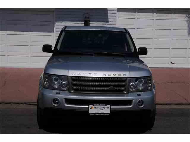 2007 Land Rover Range Rover | 973810