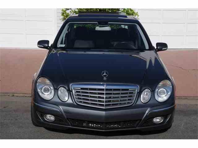 2007 Mercedes-Benz E550 | 973811