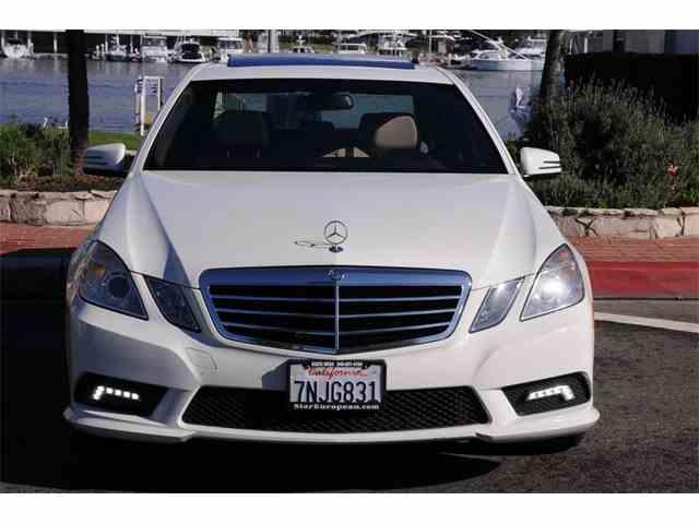 2011 Mercedes-Benz E350 BueTec | 973812