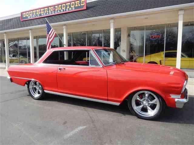 1964 Chevrolet Nova II SS | 973814