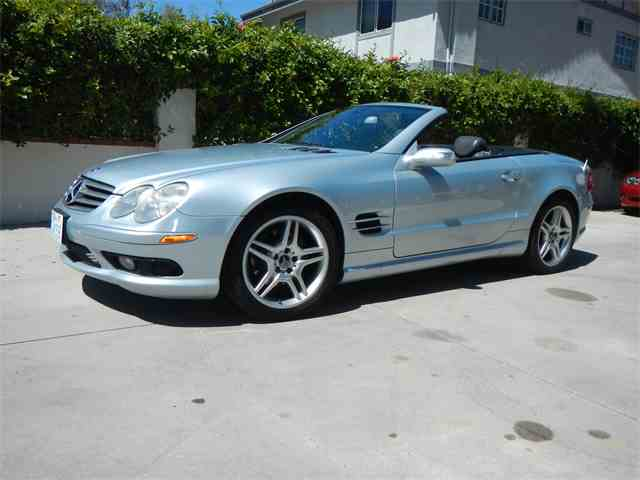 2006 Mercedes-Benz SL500 | 973818