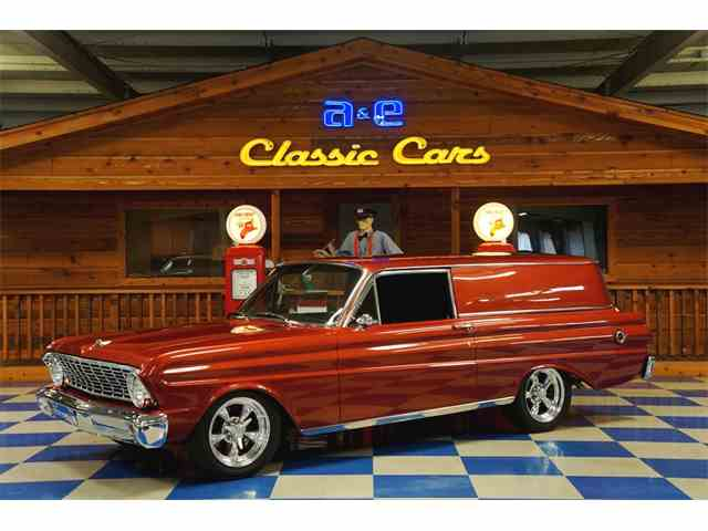1965 Ford Falcon Sedan Delivery | 973825