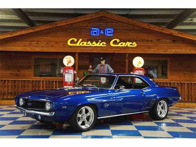 1969 Chevrolet Camaro | 973827