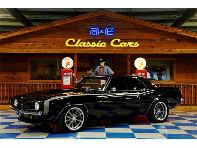 1969 Chevrolet Camaro | 973828