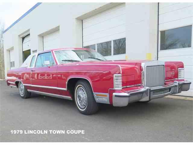 1979 Lincoln Town Car   970383