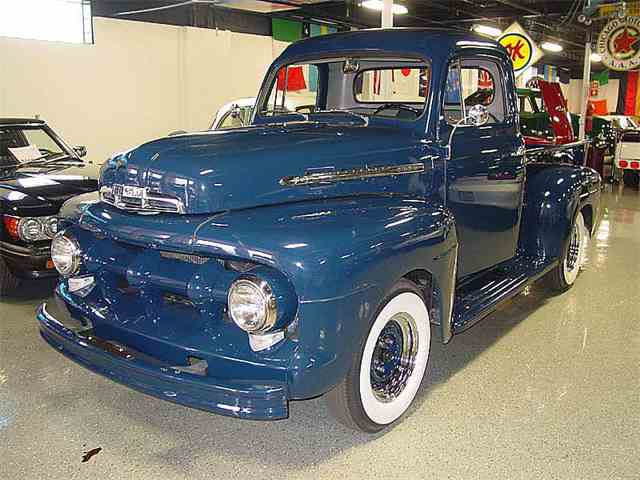 1951 Ford F1 Pickup | 973835