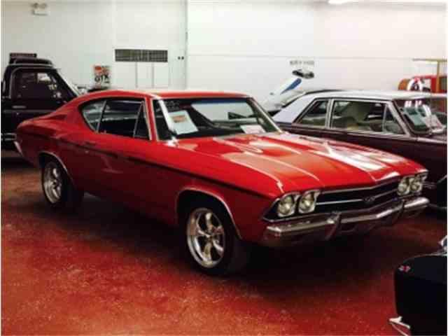 1968 Chevrolet Chevelle | 970384