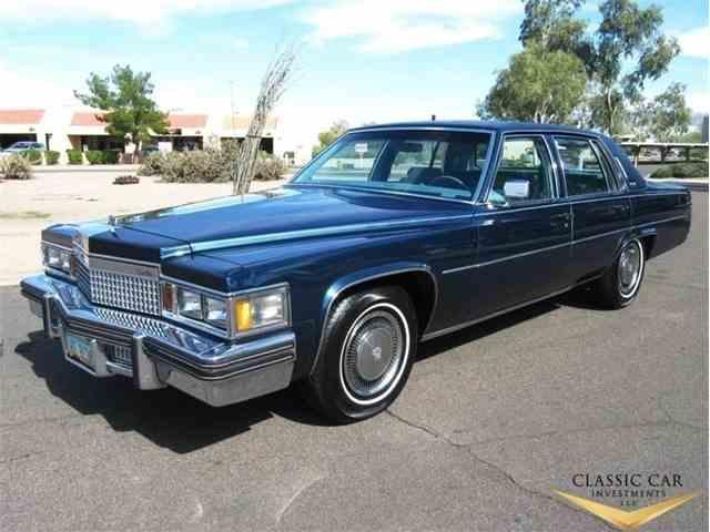 1979 Cadillac Sedan DeVille | 973841