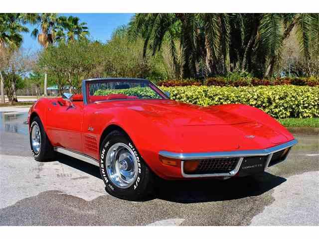 1972 Chevrolet Corvette | 970386