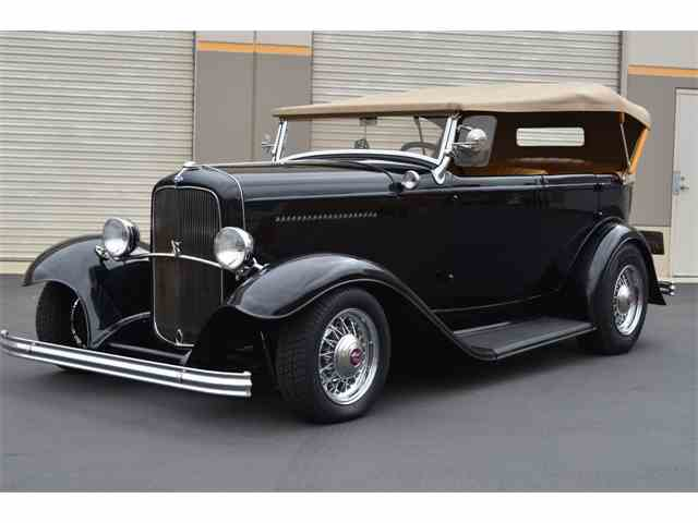 Picture of 1932 Phaeton located in Ventura CALIFORNIA Offered by Spoke Motors - KVFW