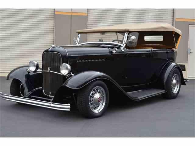 1932 Ford Phaeton | 973868