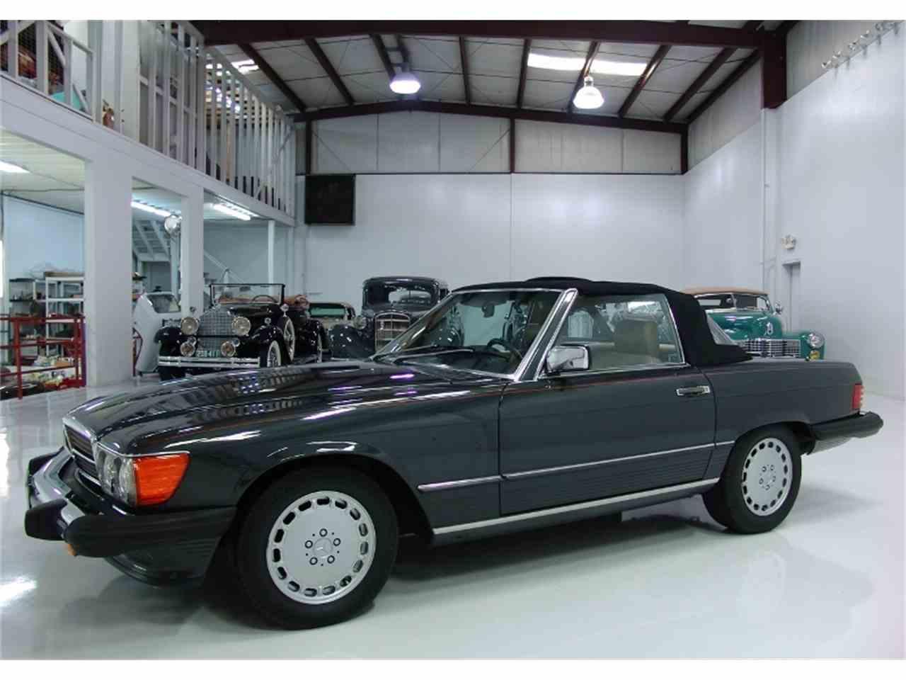 1989 Mercedes-Benz 560SL for Sale   ClassicCars.com   CC ...