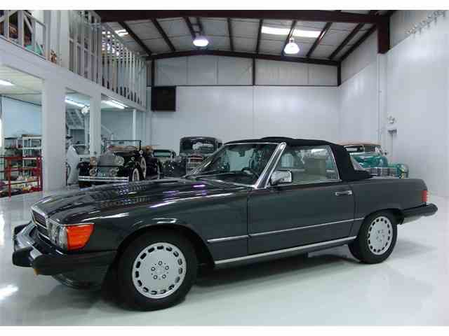 1989 Mercedes-Benz 560SL | 973869