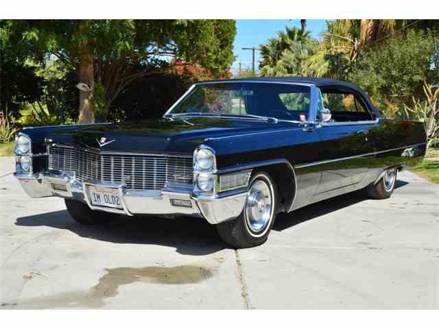 1965 Cadillac DeVille   973874