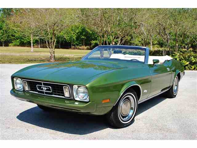 1973 Ford Mustang | 970388